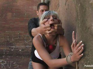 Секс на улицах чехии